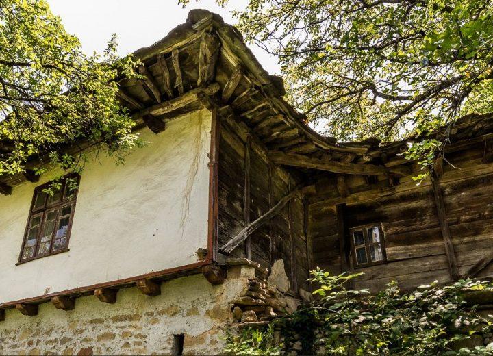 Строителните занаяти на Стара планина